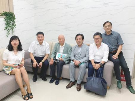 【醫療學術交流】歡迎日本玉名地域保健中心參訪團