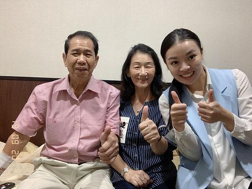 堅信一切,奇蹟就會出現!A Treatment in Taiwan Saved Me From Surgeries