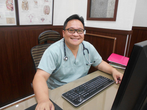 歡迎朱佳偉醫師加入六順專業醫療院所
