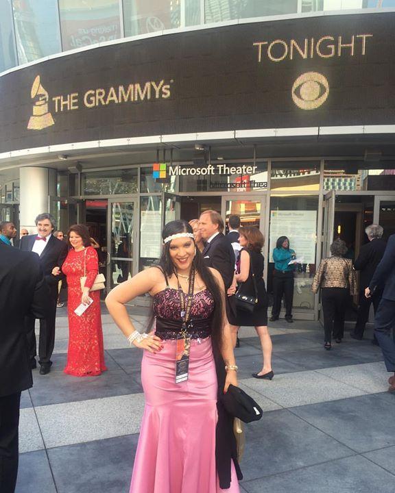 _ the 58th Grammys Premiere Ceremony #grammyawards2016