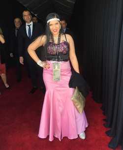 On the red carpet _ the 58th Grammys Awards #grammyawards2016
