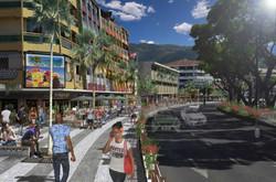 Boulevard du front de mer, Papeete