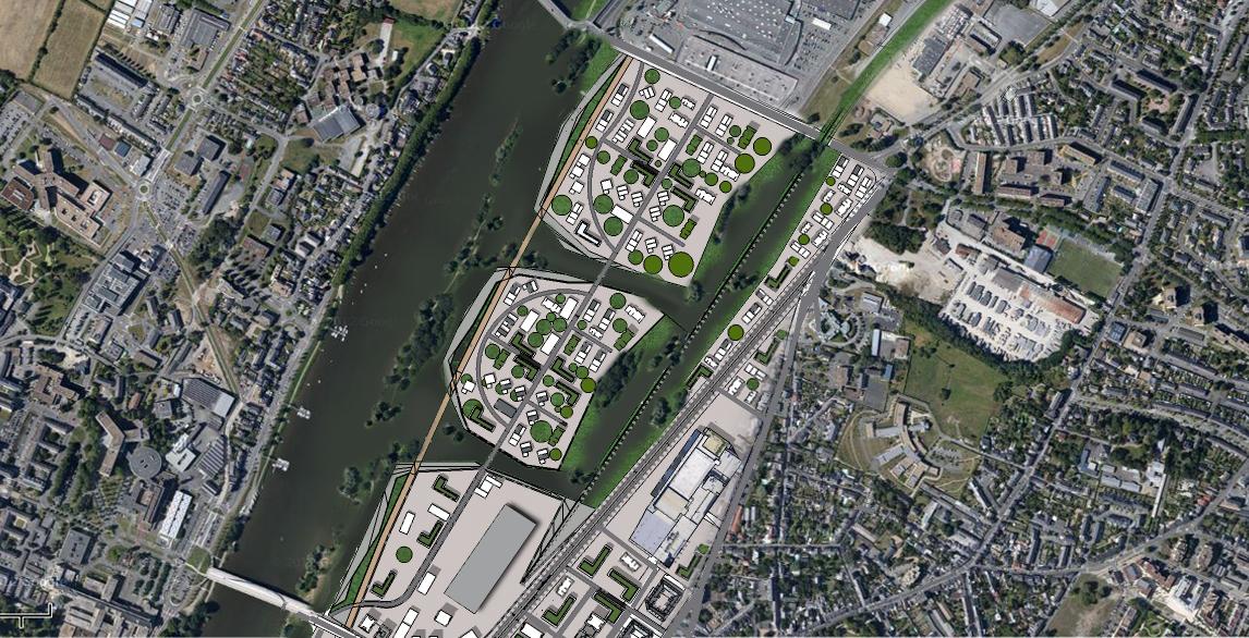 Zone industrielle Saint-Serge