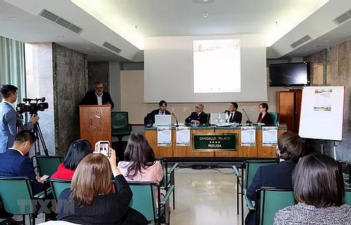 Dal Tevere al Mekong - Conferenza a Perugia con Scenari Internazionali