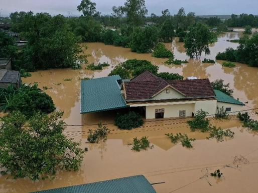 Raccolta fondi per sostegno alla popolazione del centro vietnamita colpita dall'alluvione