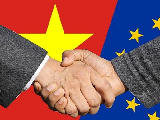 Grandi risultati dopo un anno dall'entrata in vigore dell'EVFTA