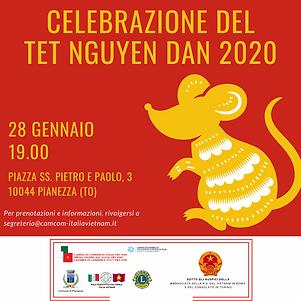 Celebrazione Tet 2020