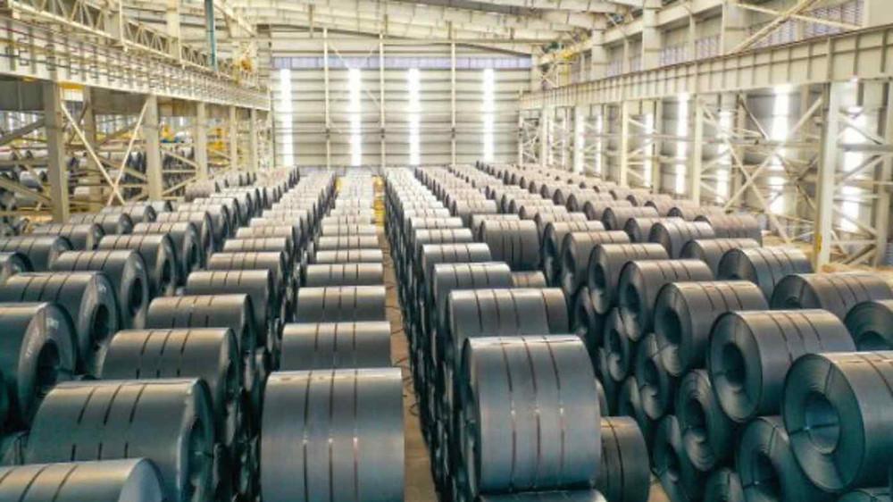 Il nuovo alto forno della Hoa Phat consentirà al Vietnam di produrre nazionalmente gran parte delle bobine laminate a caldo (Foto gentilmente concessa da Hoa Phat Group)