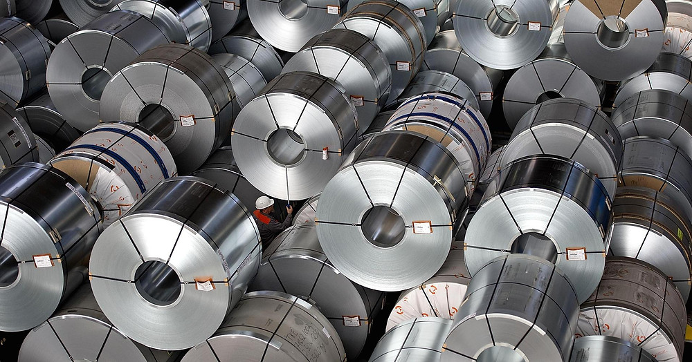 export di acciaio dal Vietnam