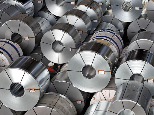 Acciaio: l'export del Vietnam a livelli record nel primo trimestre del 2021