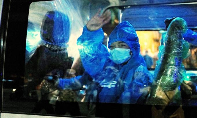 Operatori sanitari in Vietnam