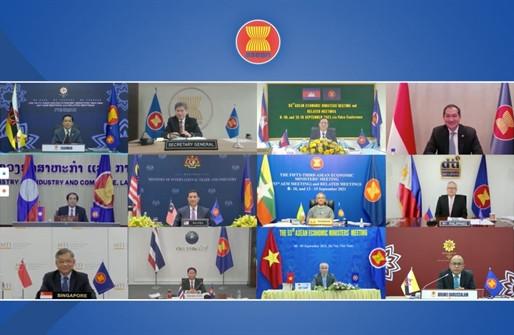 Recupero, digitalizzazione e sostenibilità al centro dell'attenzione per l'ASEAN