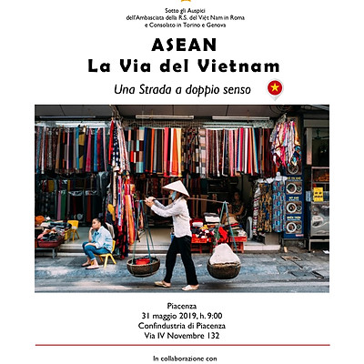 ASEAN: New opportunities. Conference in Parma and Piacenza