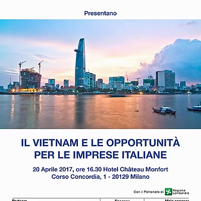 Vietnam and opportunities for italian companies