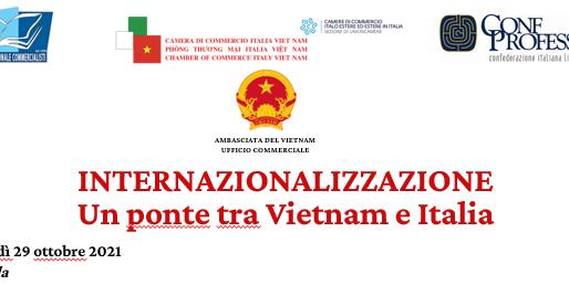 Internazionalizzazione Un ponte tra Vietnam e Italia