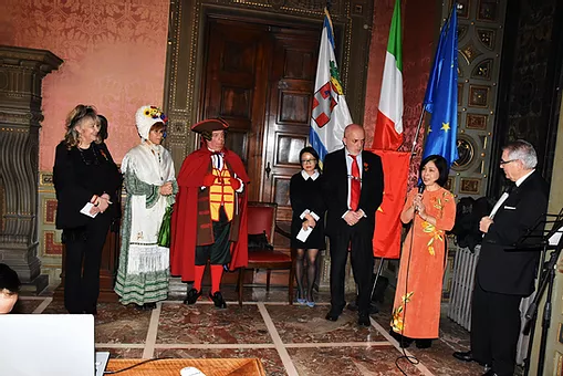 Tết Nguyên Ðán 2019 a Palazzo Cisterna