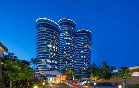 Gli appartamenti di lusso trovano rilievo nella città di Ho Chi Minh
