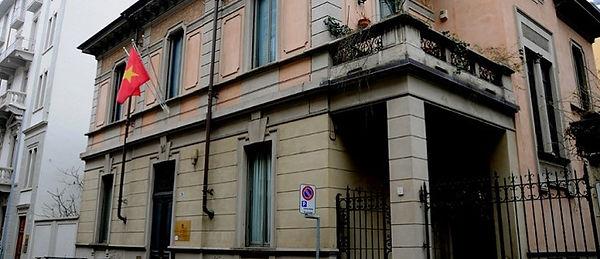 Sede ufficiale della Camera di Commercio Italia Vietnam