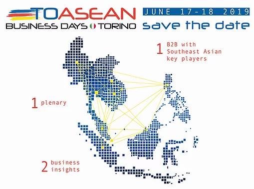 TO-ASEAN Business Days a Torino