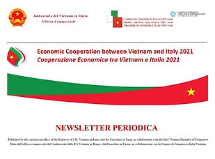 Newsletter economica tra Italia e Vietnam