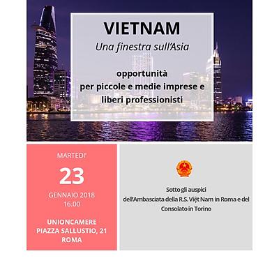 Vietnam: a window on Asia