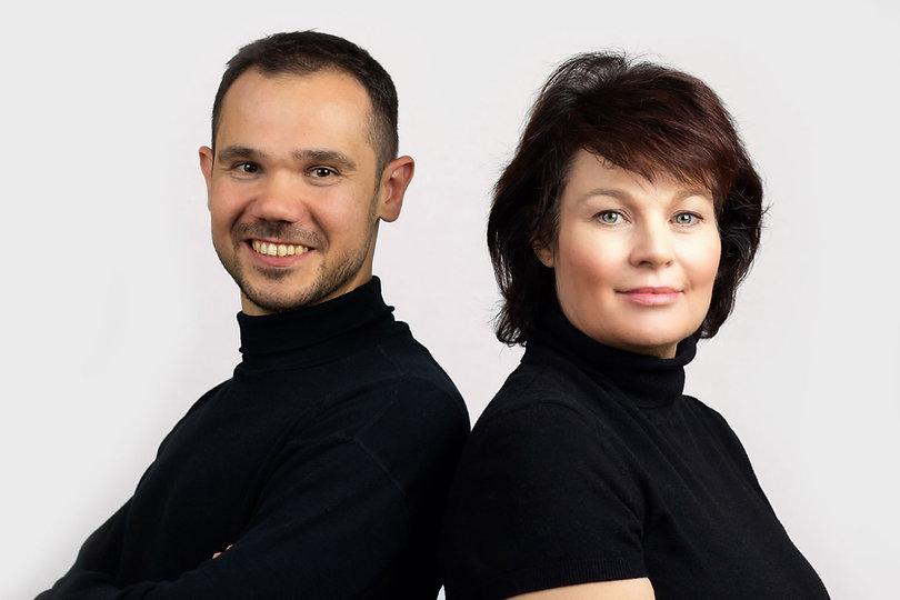 Angela Lane and Sergey Gorbatov