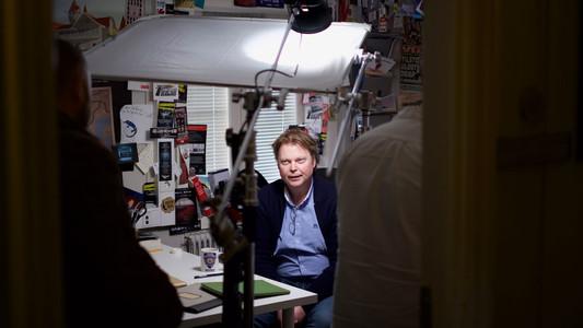 Behind the scenes by Jørn Lier Horst