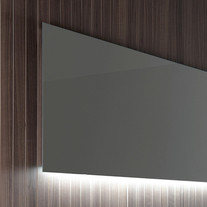 Mirrors with lighting