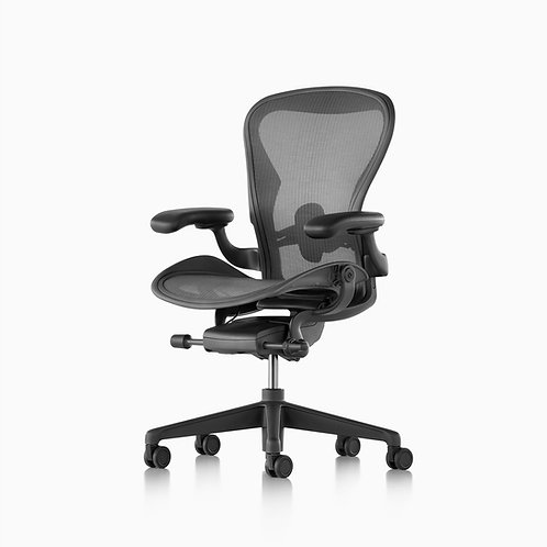 Apple Aeron with Adjustable Lumbar Support