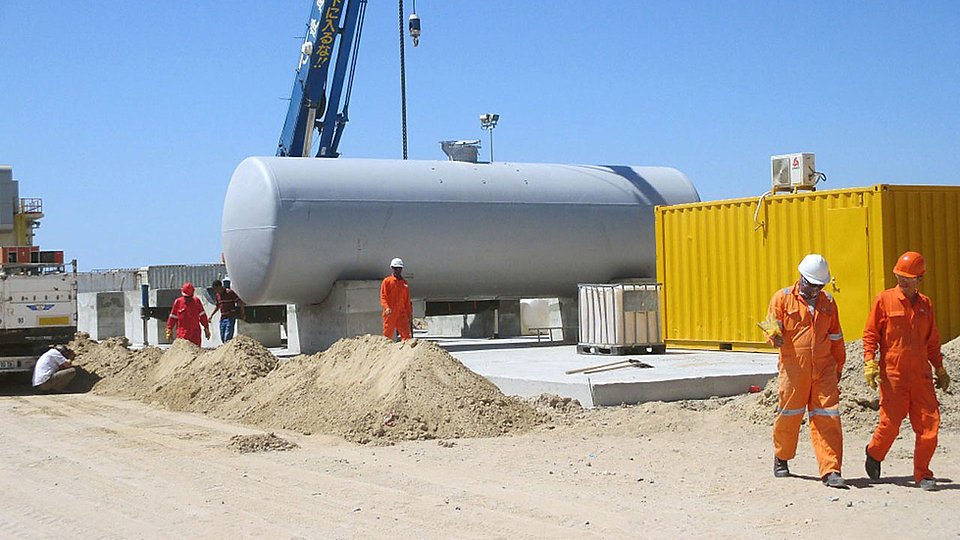 Tanks and vessel fabrication