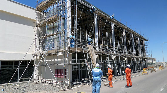 Structure maintenance
