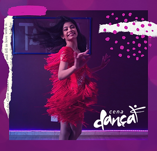 100 passos Lady Style Samba - Camila Barcellos