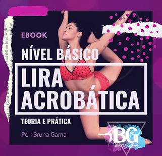 ebook e-book lira acrobática / lira circense