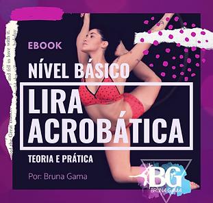 ebook e-book lira acrobática circense