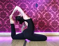 Flexibilidade Tantra Studio de Dança