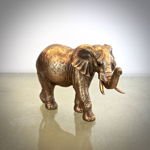 Elefant - gold