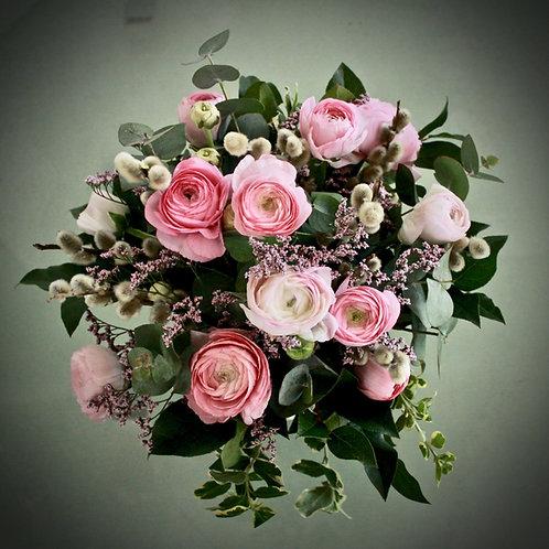 Blumenstrauß mit Ranunkeln