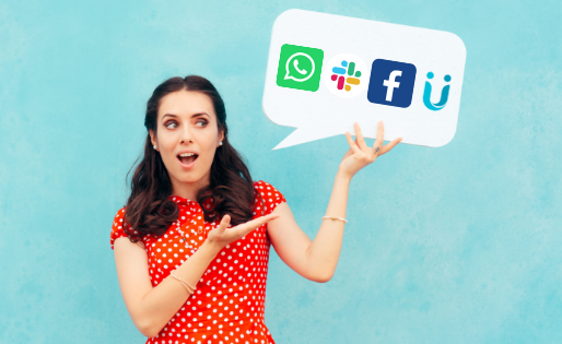 The Best Community Platform To Engage Your Network - WhatsApp, Slack, Facebook or Ugenie?