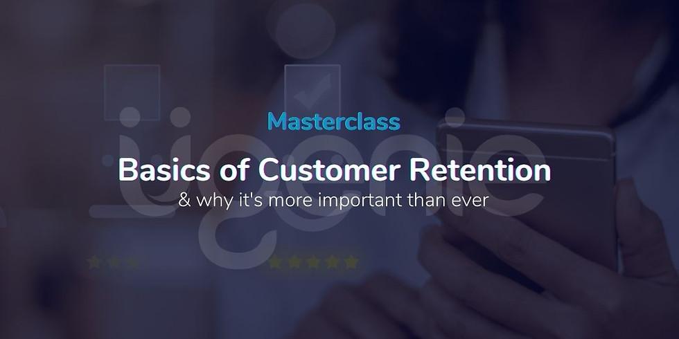 Basics of Customer Retention