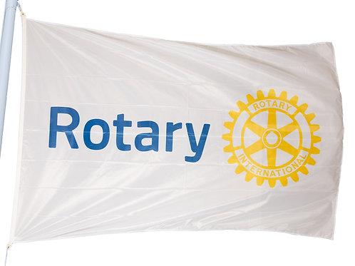 Tafelvlag met standaard