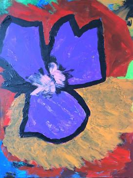 214-Fleurs inassouvies