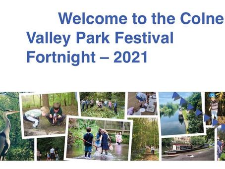 COLNE VALLEY PARK FESTIVAL