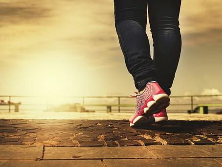 Une Grande marche pour prendre de saines habitudes de vie