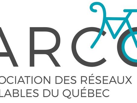 Congrès de l'Association des réseaux cyclables du Québec