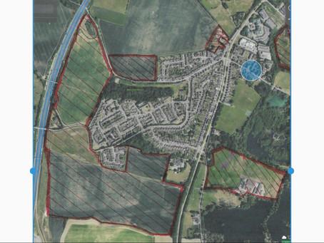 TRDC's TERRIBLE NEW LOCAL PLAN: MAPLE CROSS