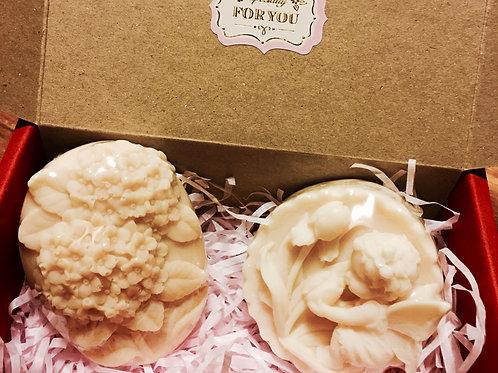 2 Soaps Gift Box Set 2件皂禮盒套裝