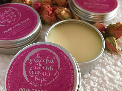 Rose Care Balm 草本玫瑰柔滑嫩膚膏