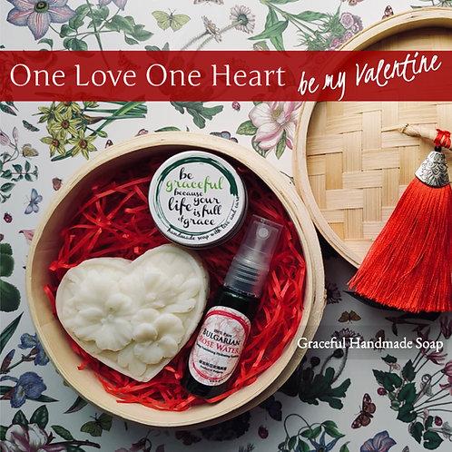 「一愛一心」One Love One Heart gift set