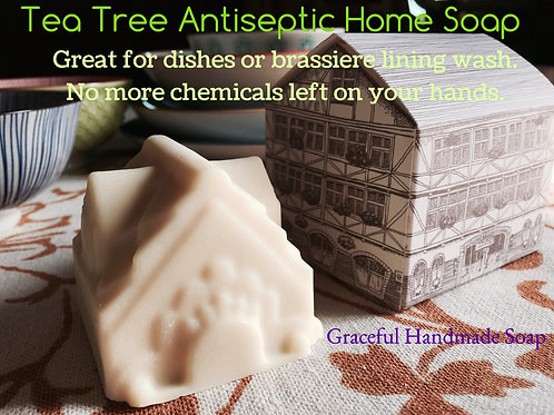 Tea Tree Antiseptic Home Soap 茶樹抗菌家居皂