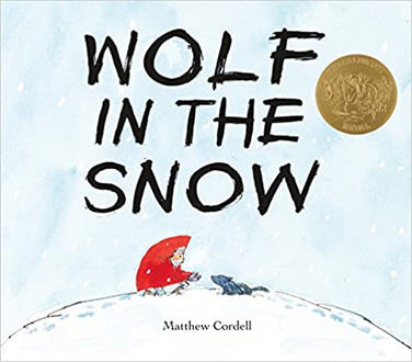 Wolf in the Snow by Matthew Cordell.jpg